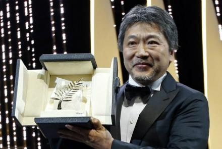 Hirokazu Kore-eda wins 2018 Palme d'Or for Shoplifters
